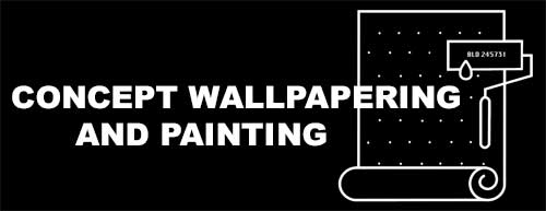 Concept Wallpapering and Painting